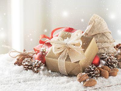 Packaging regalo navidad