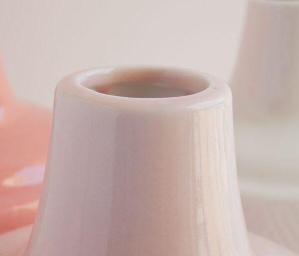 Detalle jarrón peonza