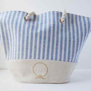Bolso marinero azul