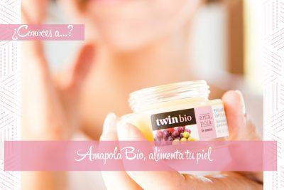 Amapola Bio, alimenta tu piel