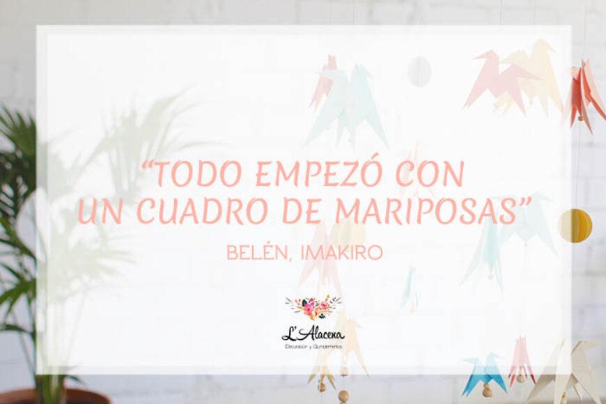 Decoración infantil y origami unidos en el precioso proyecto de Imakiro