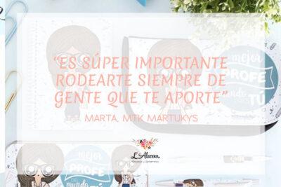 MTK Martukys, un proyecto de ilustración creativa la mar de cuqui