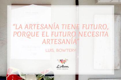 Bowtery, el arte de convertir moda en cerámica