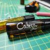 Etiqueta de vinilo para roll on de aceites esenciales